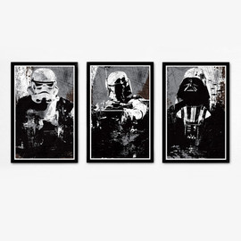 Star Wars // Set of 3