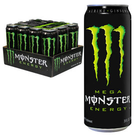 MONSTER ENERGY - DRINK