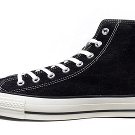 "CONVERSE - ALL STAR J DENIM HI ""made in JAPAN"" ""LIMITED EDITION"""