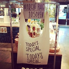 TODAY'S SPECIAL - MARCHE BAG