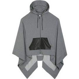 T By Alexander Wang - T By Alexander Wang Hooded Poncho