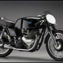 Matchless - G45  1955