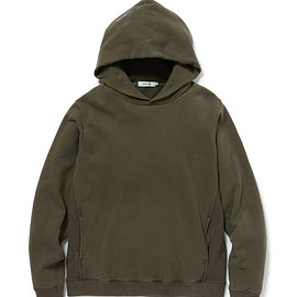 nonnative - COACH HOODY COTTON SWEAT