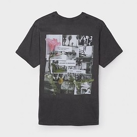 STUSSY, BEDWIN & THE HEARTBREAKERS - Sometimes Pigment Dyed Tee