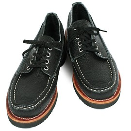 RUSSELL MOCCASIN - doo-bop Special Fishing Oxford Shoes