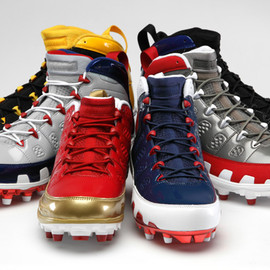 NIKE - Air Jordan Retro 9 NFL PE Cleats