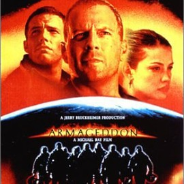 MICHAEL BAY - ARMAGEDDON [DVD]