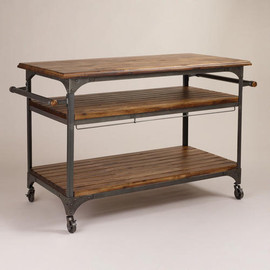 Jackson - Jackson Kitchen Cart