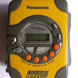 Panasonic - Shockwave