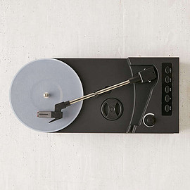 urban outfitters - Ion Duo Deck Digital Conversion Turntable With Cassette Deck