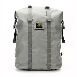 MIS - ROLL UP BACKPACK 【Foliage】