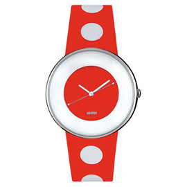 ALESSI - Luna Watch (Dot) by Alessandro Mendini