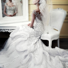 wedding - Michael Cinco wedding gowns 2010 spring summer bridal collection