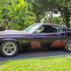 Ford - Modified Mustang Fastback 351 '69