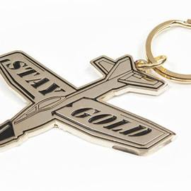 BENNY GOLD - GLIDER KEY CHAIN