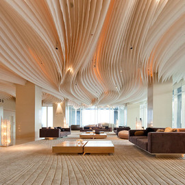 Hilton Pattaya - Hilton Pattaya Lobby & Drift Bar by Department of ARCHITECTURE