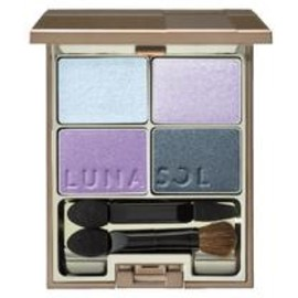LUNASOL - EYESHADOW LAYER BLOOM EYES 03 Purple Gradation