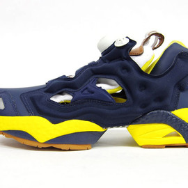 Reebok - INSTA PUMP FURY 「JACKET PACK」 「LIMITED EDITION」