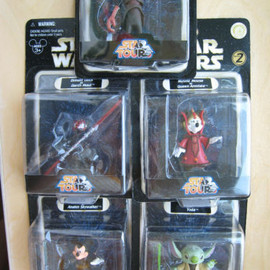 Disney - Disney STAR WARS 5-piece Action Figure
