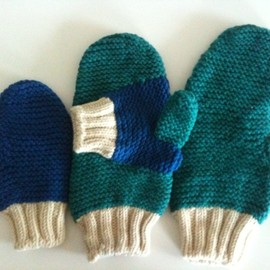 SHOKAY - Forever Hand in Hand mittens (for family)