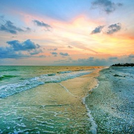 Florida Sanibel - sunset