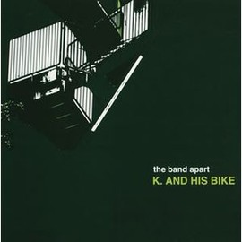 the band apart - K.and his bike