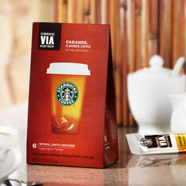 Starbucks Coffee - Caramel Flavored Coffee