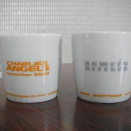 Bowery Kitchen × CHARLIE'S ANGELS - Mug