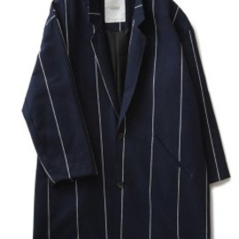 Objects Without Meaning - Cobin Jacket (navy stripe)