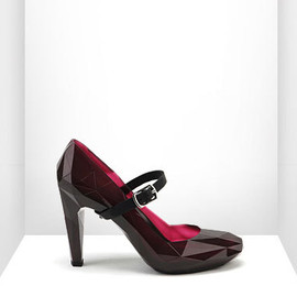 UNITED NUDE - Lo Res Burgundy Rubber