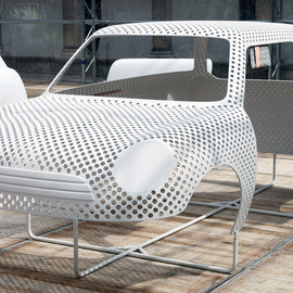 Scholten & Baijings - Colour One for MINI