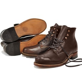 wolverine 1000 mile - boot brown WOLVERINE 1000 MILE BOOT | CULTIZM 30% SALE