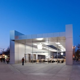 Lincoln Park, Chicago - Apple Store