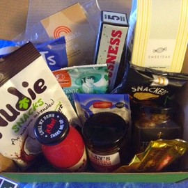 Flavourly Box - October 2014
