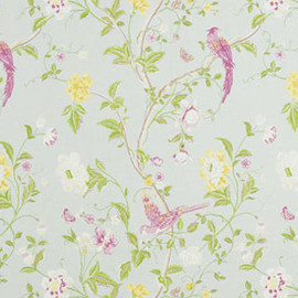 Laura Ashley - Curtains/Summer Palace Duck Egg