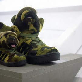 adidas - adidas Originals by Jeremy Scott 2013 Spring/Summer JS Bear