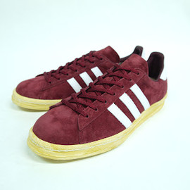 adidas originals - CP80s for MITA 2nd (burgundy/white)