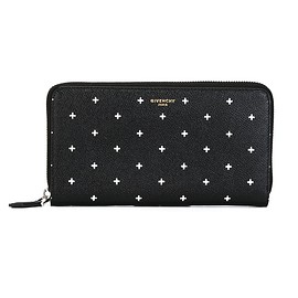 Givenchy by Riccardo Tisci - Cross Printed Long Wallet