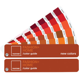 PANTONE - FASHION + HOME / color guide