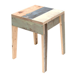 Piet Hein Eek - Scrap Wood Stool