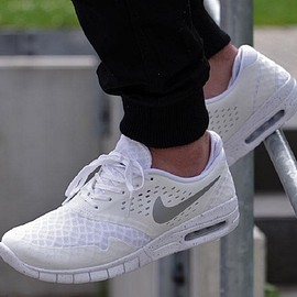"NIKE - Nike Eric Koston 2 Max ""Total White"""