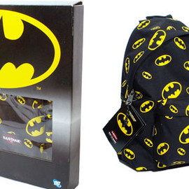 EASTPAK - Eastpak x DC Comics x Kinetic   Batman Backpack