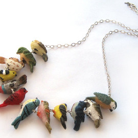 sudlow - Birds of a Feather Necklace