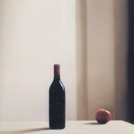 GERHARD RICHTER - Bottle with Apple