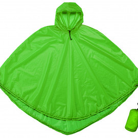 ISUKA - Ultra Light Silicone Cape