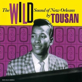 アラン・トゥーサン Allen Toussaint - Wild Sound of New Orleans By Tousan