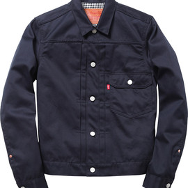 Supreme, Levi's - Type 1 Jacket