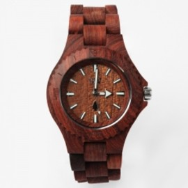 WEWOOD - Date Watch - Brown