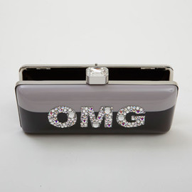 J Maskrey - J MASKREY -  OMG Long Clutch Bag