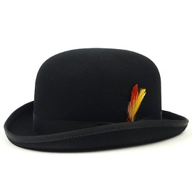 NEW YORK HAT - #5007 CLASIC DERBY  フェルトボーラー